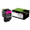 Lexmark Standard Magenta Return ProgrammeToner Cartridge