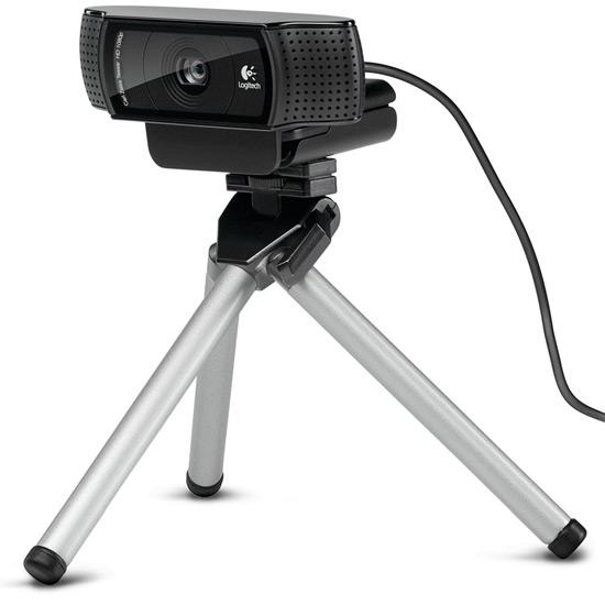 camera exterieur logitech