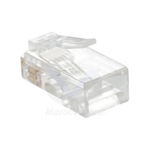 DLINK CAT6 UTP MODULAR PLUGS NPG-C61TRA501-100