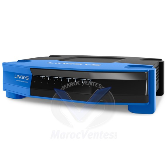 Switch WRT 8 Ports 10/100/1000 Mbps SE4008-EJ