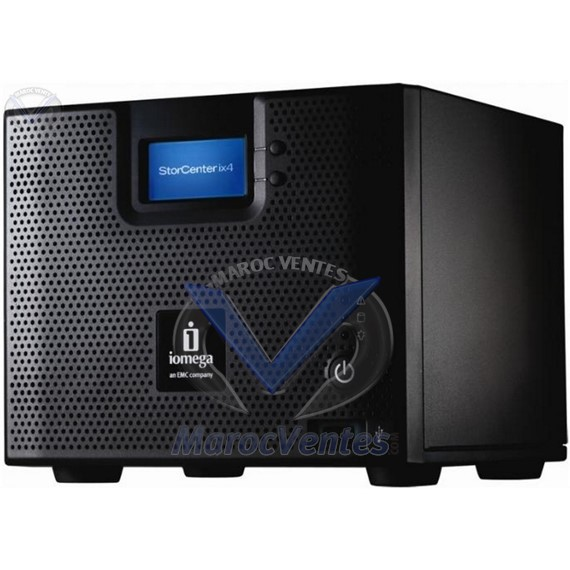 Iomega StorCenter ix4-200d Network Storage Cloud Edition 35440