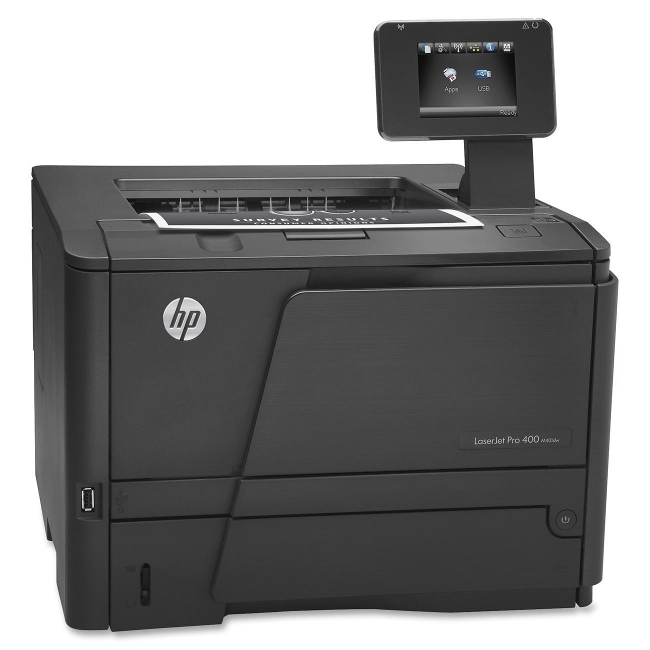cf285a imprimante laserjet pro monochrome 400 m401dnw. Black Bedroom Furniture Sets. Home Design Ideas