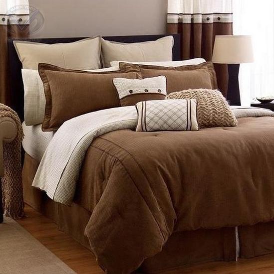 prix couvre lit Decoetco Couvre lit MICROSUEDE avec 2 oreillers Les Meilleurs Prix  prix couvre lit