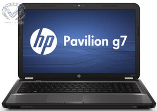 HP G EK Ordinateur portable Intel Core i M  GHz