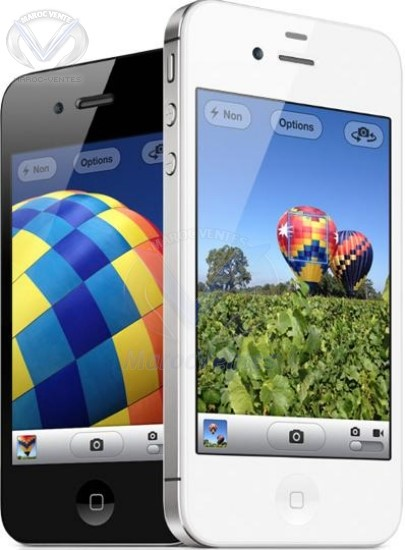 apple iphone 4s 16go les les meilleurs prix au maroc. Black Bedroom Furniture Sets. Home Design Ideas