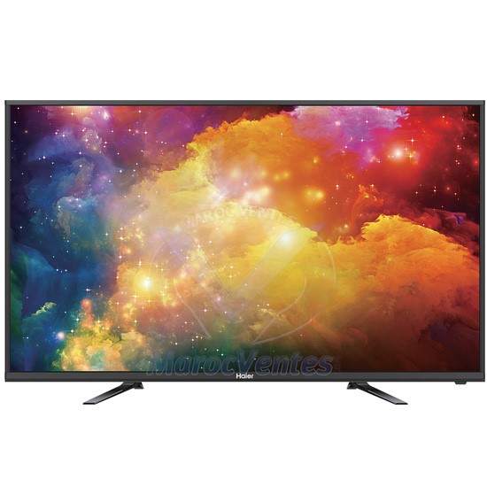 haier le32b8000t led 32 80cm tv a prix imbattable au maroc. Black Bedroom Furniture Sets. Home Design Ideas