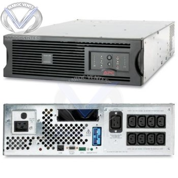APC Smart UPS XL 3000VA/2700Watts SUA3000RMXLI3U