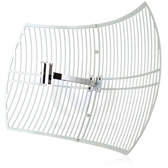 Tl ant2424b antenne parabolique d 39 ext rieur 24 dbi pour for Antenne 2 telematin cuisine
